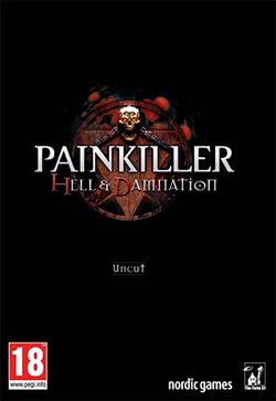 Painkiller - Hell & Damnation Coverart
