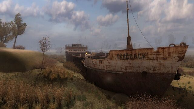 File:S.T.A.L.K.E.R.- Call of Pripyat No Hud.jpg