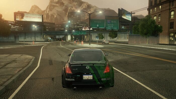 Need For Speed Most Wanted 2012 No Hud