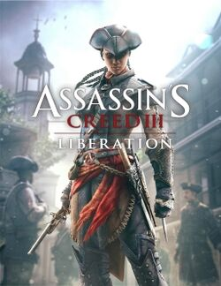 Assassin's Creed III Liberation Cover Art