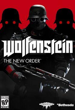 Wolfenstein TNO cover