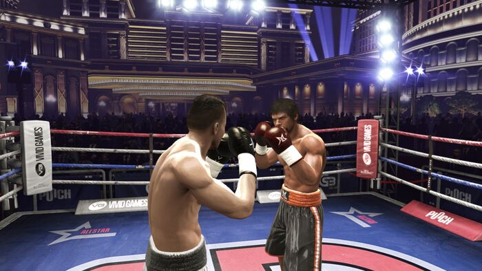 Real Boxing No Hud