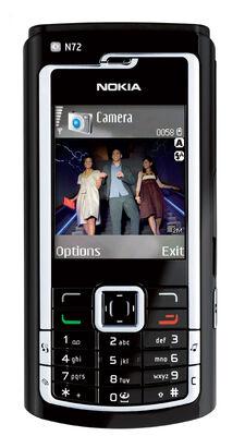Nokia N72-5