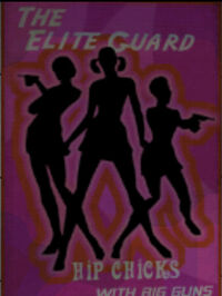 The Elite Guard poster