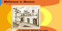 Misfortune in Morocco