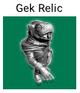 Gek Relic