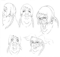 Speed Buster Expressions