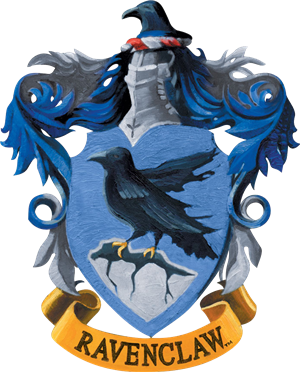 File:Ravenclaw™ Crest (Painting).png