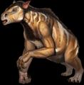 Chalicotherium large