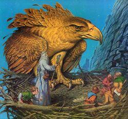 Great Eagle LOTR