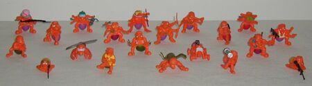 Army Ant Orange Army