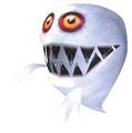 Boo Sonic Aggressive