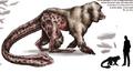 Amphibious Macaque