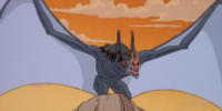 Giant Bat (Godzilla: The Series)