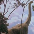 Brachiosaurus Jurassic Park