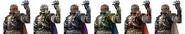 Ganondorf Palette Swaps Brawl