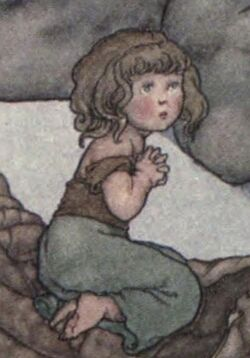 Thumbelina-WilliamHeathRobinson