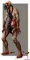 Mutilated Human