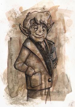Bilbo Sacquet