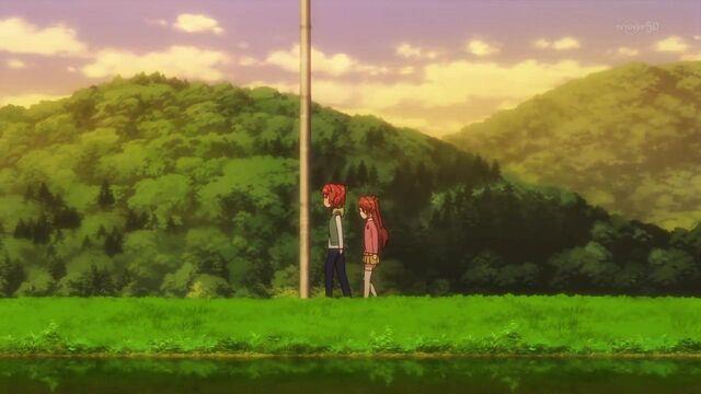 File:Komari and Natsumi walking back home.JPG