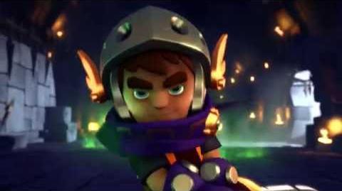 Nonstop Knight - Announcement Trailer-0