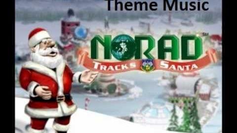 Santa Tracker Theme Music