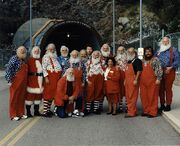 MAJ Robertson - Naturally Santas - Colorado Springs - CO