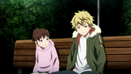 Yukine and the dead girl