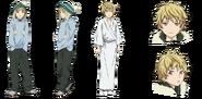 Character Design - Yukine