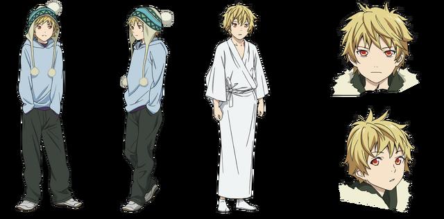 File:Character Design - Yukine.png