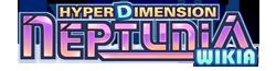 Hyperdimension Neptunia Wiki wordmark