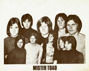 MISTER TOAD C