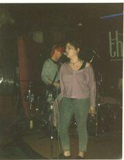 Liz Shuter in Yarmouth