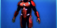 Ninja Armor Set (N.O.V.A. Elite)