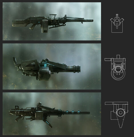 File:Light machine gun by sobaku chiuchiu-d4flfj1.jpg