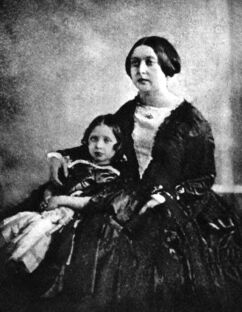 Queen Victoria's earliest photo