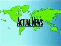 Actual News Program