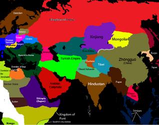 Empire of russia restoration part 1