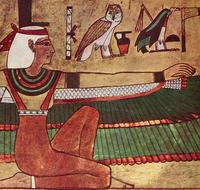 Ägyptischer Maler