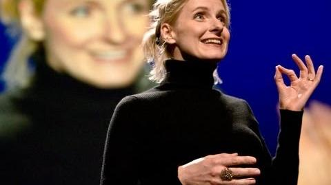 Elizabeth Gilbert A new way to think about creativity