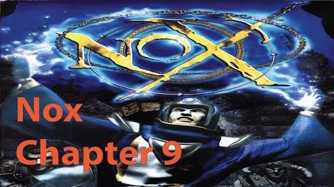 Nox - Walkthrough Warrior Chapter 9 - Journey Through the Dismal Swamp