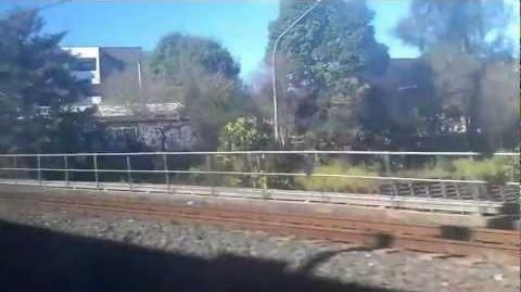 """CityRail Journey from Merrylands to Harris Park on Cumberland Line """"Y Link"""""""