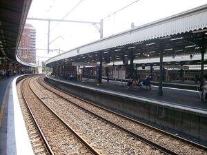 Strathfield railway station