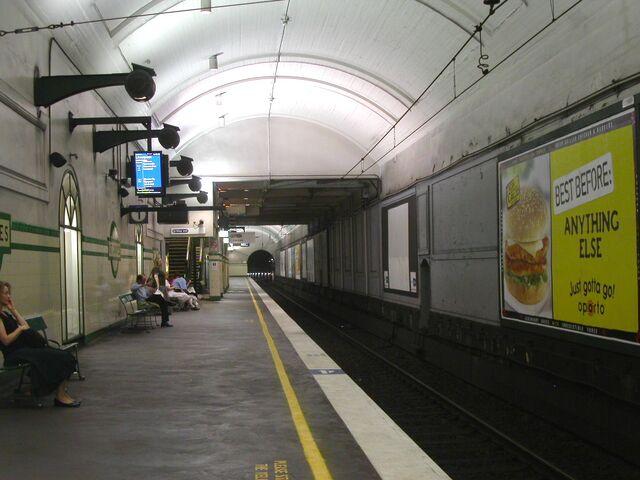 File:St James Station Platform 1.jpg