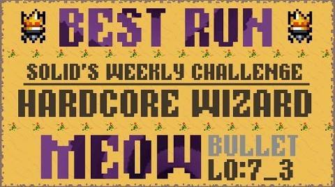 NT - Hardcore Wizard Challenge 7 3-0