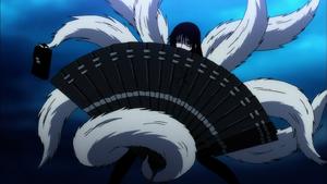 Hagoromo's Iron Fan