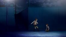 Rikuo and Kana Somewhere Save