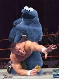 Nothing can stop the cookie monster