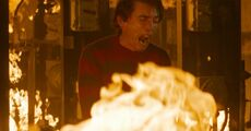 Freddy being roasted