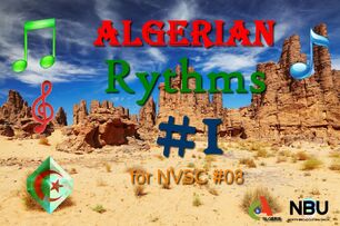 Design Algerian Rythms